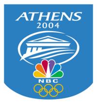 NBC Olympics Athens 2004 logo